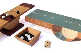 Game With Rocks And Wooden Board Gorgeous Rock Me Archimedes Rock