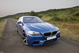 BMW 5 Series bmw m5 f10 price : BMW M5 : Driven - Team-BHP