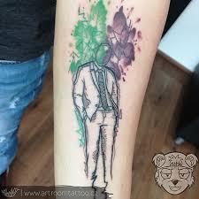 Tetování Art Room Tattoo české Budějovice Umění Kterým žiju