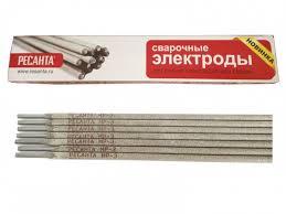 Сварочный <b>электрод РЕСАНТА МР-3 Ф5</b>,0 Пачка 0,8 кг - купить в ...