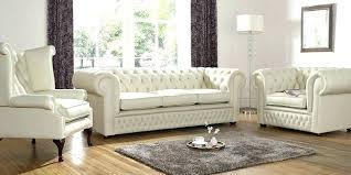 leather sofa set for living room leather sofa set for living room cream leather chesterfield sofa