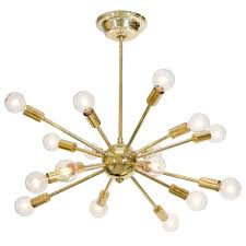 chandelier and pendant lighting. classic brass sputnik chandelier chandeliermodern chandelierchandelierspendant lightsbrass and pendant lighting