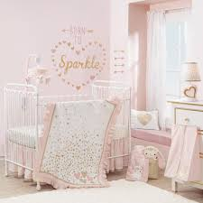 lambs ivy confetti 4 piece crib bedding set ideal ba inside lamb and ivy baby bedding