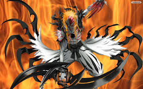 bleach anime images ichigo s hollow form hd wallpaper and background photos