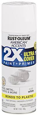 Rust Oleum American Accents Color Chart 10 Best Spray Paints For Plastic 2019 Reviews Best Of