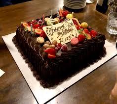 Filehappy 60th Birthday Krzyś Chocolate Cake 01jpg Wikimedia Commons