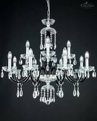 vintage white chandelier black and white vintage chandelier photo inspirations vintage white chandelier