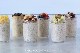 make overnight oats 10 flavor combos
