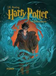 harry potter and the ly hallows swedish harry potter book covers