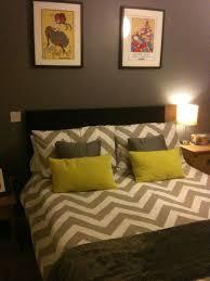 yellow gray bedroom ideas