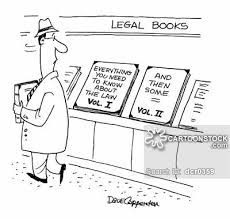 legal book cartoon 1 of 7