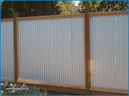 best of corrugated metal panels ideas best house design of marvelous corrugated metal fence diy