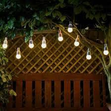 solar powered lights outdoor garden