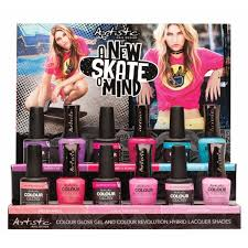 Artistic Colour Gloss A New Skate Of Mind Collection
