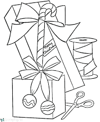 Coloring Pages For Christmas Free Printable Coloring Pages For Gift