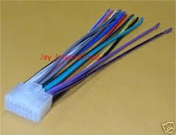 amazon com new eclipse radio cd wire wiring harness plug automotive Eclipse Main Wire Harness Socket Eclipse Main Wire Harness Socket #24 Light Socket Wiring