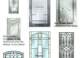 perfect inserts entry door glass insert replacement phenomenal inserts suppliers nonsensical front home ideas 3 with
