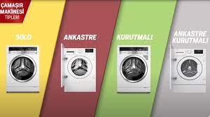 arçelik çamaşır makinesi alırken neler dikkat edilmelidir