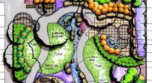 Small Picture Contemporary Garden Design Ideas and FunctionsHealing Garden Art
