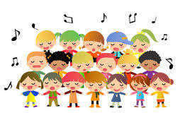 Image result for clipart choir singing