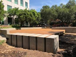Concrete By Design Austin Myers Concrete At The Spear Street Offices In Austin For