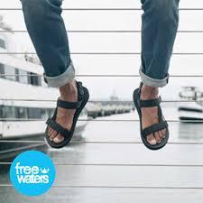 2019夏サンダルfreewaters フリーウォータースがオススメです