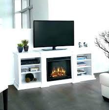 contemporary fireplace tv stand s white modern