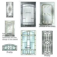 front door replacement glass houston