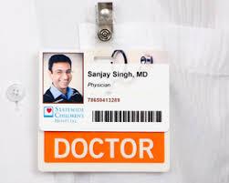Badge Buddy Identity Badge Holder Fast Free Shipping