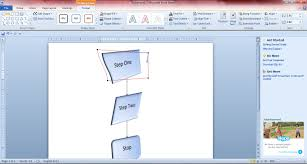 Flow Chart Microsoft Word 2010 How To Create Flowcharts With Microsoft Word 2010 And 2013