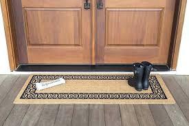 double door doormat rugs welcome door mats front door rugs outdoor welcome mats coir matting large