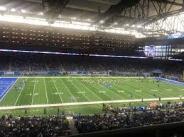 Photos At Ford Field