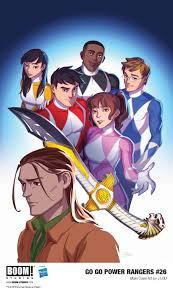 Mighty Morphin Power Rangers White Light Part 1 Sabans Go Go Power Rangers 26 First Look