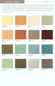 Coral Paint Color Chart Top Modern Bungalow Design Modern Paint Colors Mid Century