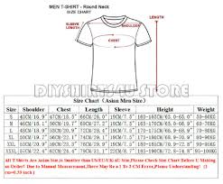 Galaxy By Harvic Size Chart Mens T Shirt Sizes In Inches Rldm