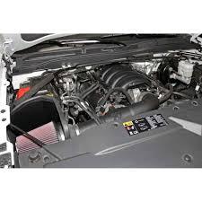 K&N 57-3082 Silverado 1500/Sierra 1500 Cold Air Intake Kit FIPK ...