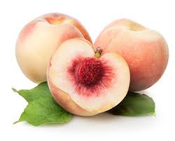 California White Peaches 1 peach delivery | Cornershop by Uber