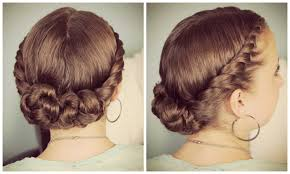 Occasion Hair Style simple occasion hairstyle for very long hair dbltwistupdothumb2 2796 by wearticles.com