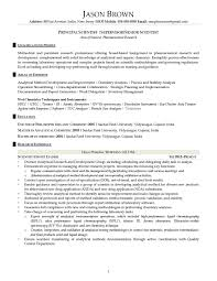 Research Resume Samples Science And Research Resume Examples Resume Samples