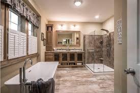 Optional Radiant Spa Bath