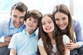 Family Photos Images Of Happy Family Wallpaper Hd
