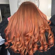 Wella Koleston Red Color Chart 9 Formulas For The Prettiest Copper Hair Wella Professionals