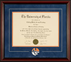 products archive talking walls university of florida diploma frame classic logo