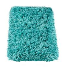 Small Picture Home Decorators Collection Ultimate Shag Turquoise 8 ft x 10 ft