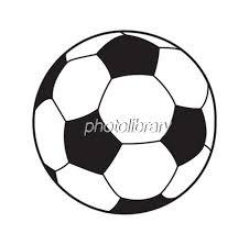 サッカーボール イラスト素材 421243 フォトライブラリー Photolibrary