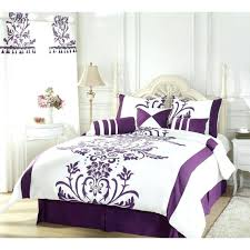 small size of purple grey duvet covers full size of nursery beddings purple bed in a