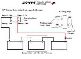 volt trolling motor wiring diagram images trolling motorguide jones trolling motor services