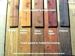Colors Deck Stain Smartforums Co