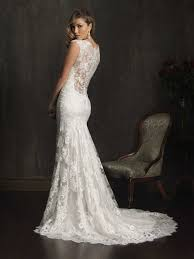 36 Low Back Wedding Dresses Allure Bridals Wedding Dress And