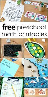 Preschool Printables - Fantastic Fun & Learning